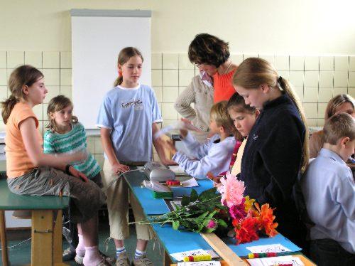 Offene Klassenzimmer